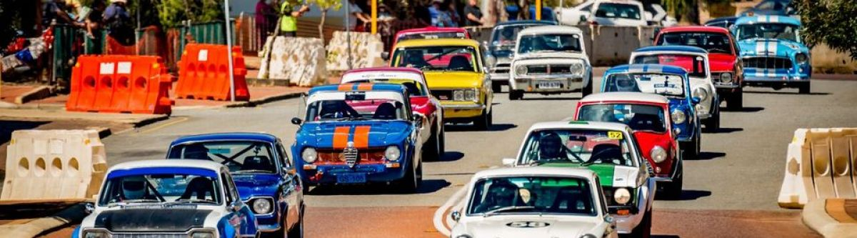 VINTAGE SPORTS CAR CLUB OF WA VINTAGE STAMPEDE (WA) Cover Image