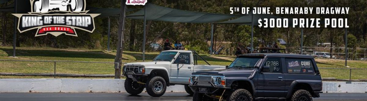 Dobinsons King Of The Strip 4X4 Drags (Qld) Cover Image
