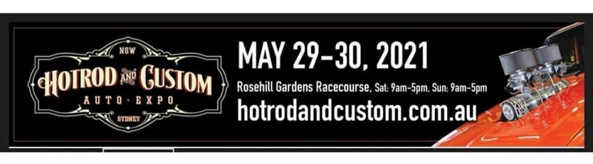 Hot Rod & Custom Auto Expo (Vic) Cover Image