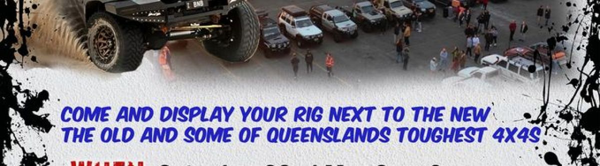 SHOW YOUR DIRT (QLD) Cover Image