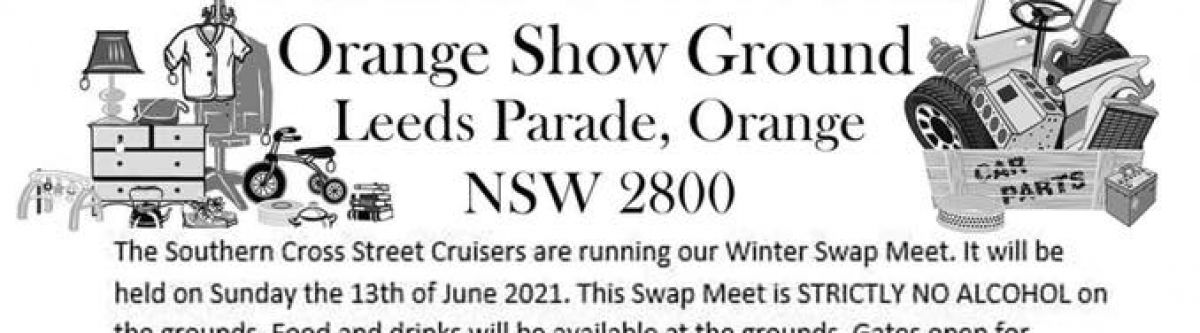 SCSC Winter Swap Meet (NSW) Cover Image
