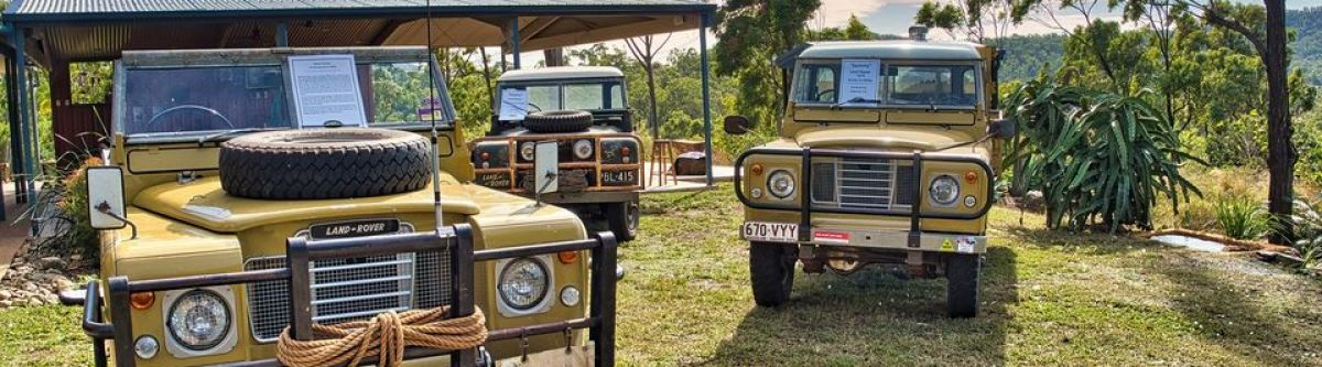 Central Queensland Land Rover Group Fourth Meet *JUNE 6 2021* (Qld) Cover Image