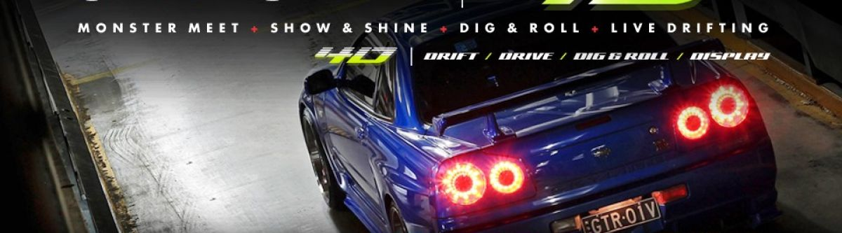 4D : Drift / Drive / Dig Or Roll / Display (NSW) Cover Image