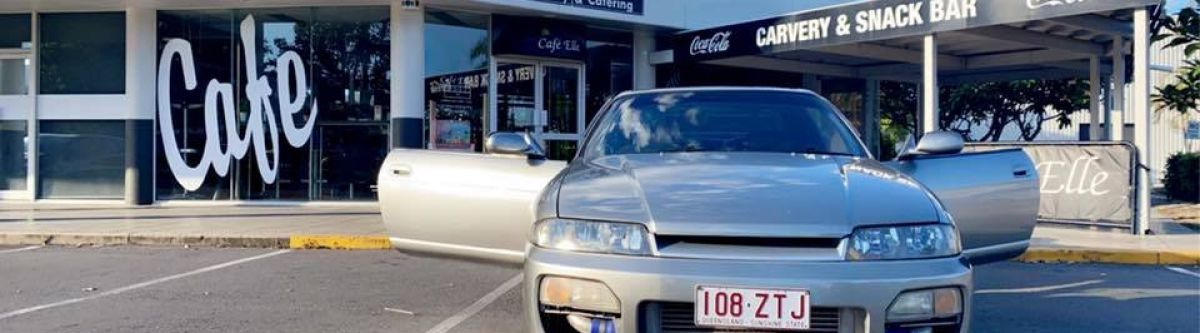CARS AND COFFEE AT CAFE ELLE (Qld) Cover Image